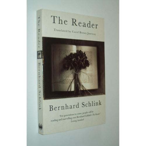 The Reader by  Bernhard Schlink (fiction)