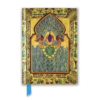 BRITISH LIBRARY: RUBAYAT OF OMAR (FOILED JOURNAL)