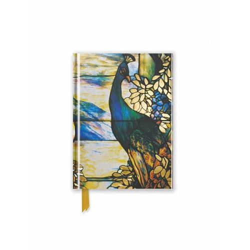 Tiffany: Standing Peacock (Flame Tree Pocket Books)