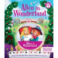 ALICE IN WONDRLAND +CD