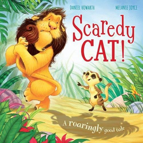 SCAREDY CAT: STORY BOOK AND CD