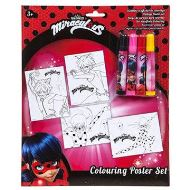 MIRACULOUS MARKER & POSTER SET