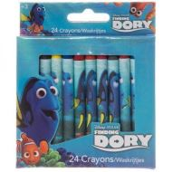 SET FINDING DORY CRAYONS 24 PIECE