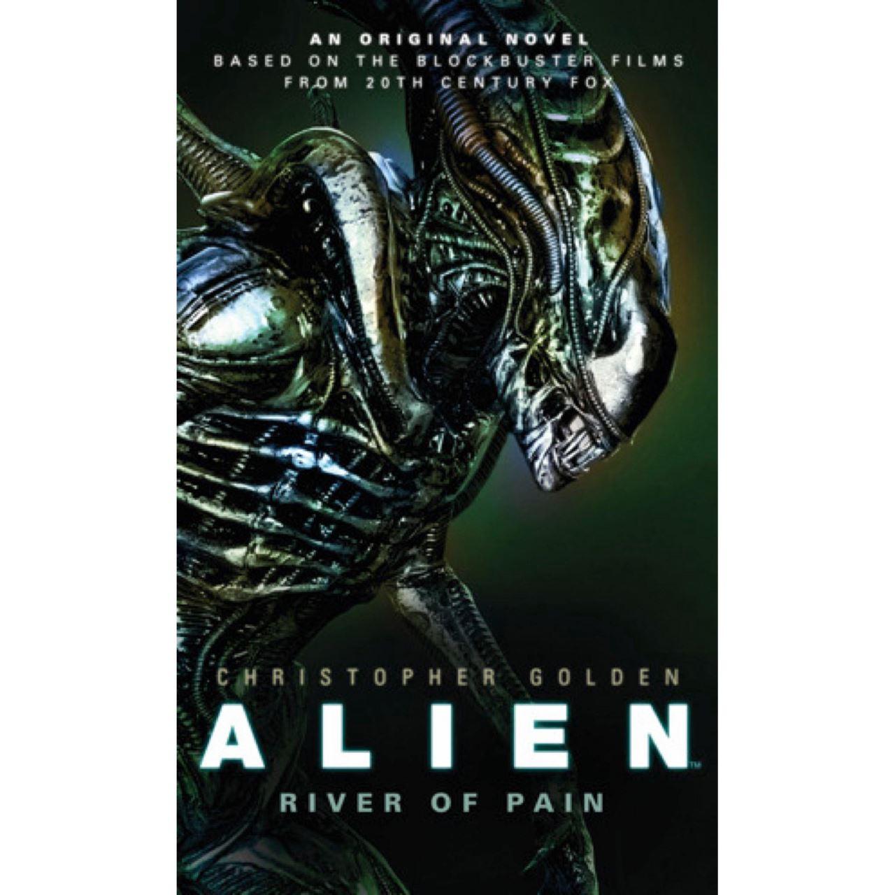 Alien Vol.3: River Of Pain imagine