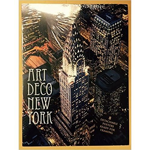 POSTER: ART DECO NEW YORK