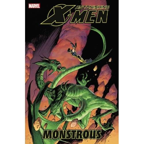 MARVEL: ASTONISHING X-MEN: VOL. 7 MONSTROUS