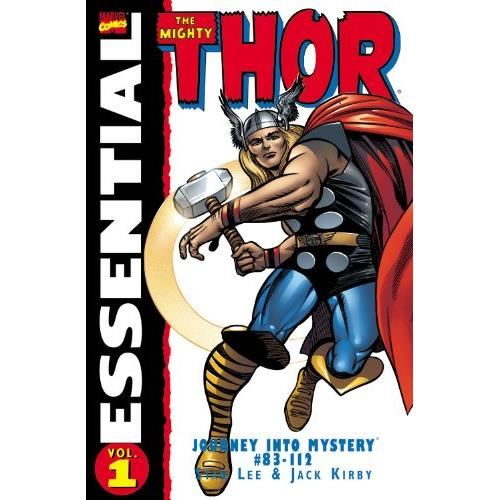 MARVEL ESSENTIAL: THOR, VOL 1