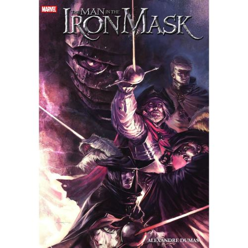 MARVEL: THE MAN IN THE IRON MASK