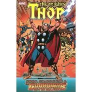 MARVEL: THE MIGHTY THOR: GODS, GLADIATORS & THE GUARDIANS OF THE GALAXY