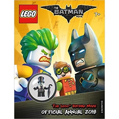 The LEGO BATMAN MOVIE: Official Annual 2018