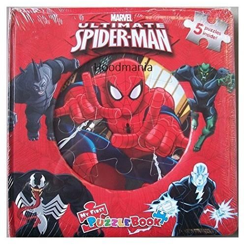SPIDERMAN FIRST PUZZLE BOOK