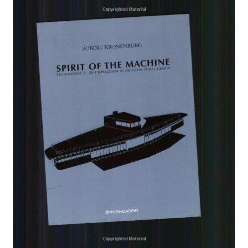 SPIRIT OF THE MACHINE: TECHNOLOGY AS AN INSPIRATION IN ARCHITECTURAL DESIGN