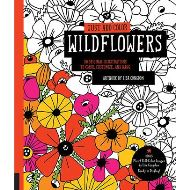 JUST ADD COLOR: WILDFLOWERS: 30 COLORING