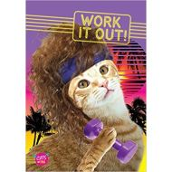 Work It Out! Journal: Cats of 1986