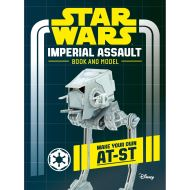 STAR WARS: IMPERIAL ASSAULT BOOK AND MODEL