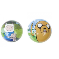 ADVENTURE TIME INFLATABLE PLAYBALL 4""