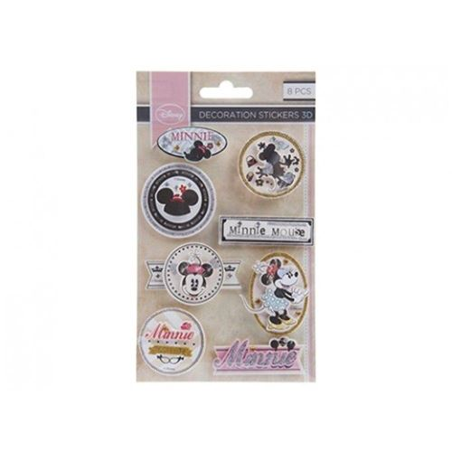 Minnie Stickers