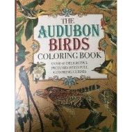 THE AUDUBON BIRDS: COLOURING BOOK