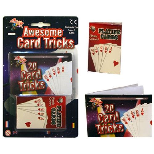 Awesome CARD TRICKS
