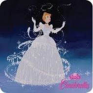 Disney Princess Cinderella Board book