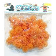 Magic Ball Clusters DIY - ORANGE