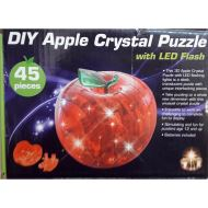 DIY Apple Crystal Puzzle