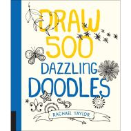 DRAW 500 DAZZLING DOODLES