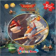 Disney Planes Fire & Rescue My First Puzzle Book