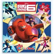 Disney Big Hero 6 My First Puzzle Book