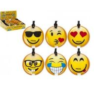 "3"" EMOJI DESIGN SUPER SLIM TWIN BULB LED TORCH"
