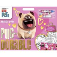 THE SECRET LIFE OF PETS: ARTIST PAD PUG-DORABLE