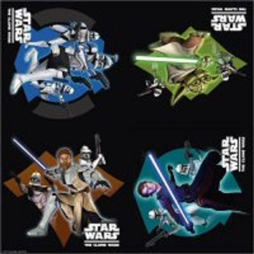 Star Wars Themed Paper Napkins