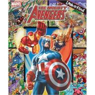 Look and Find: The Mighty Avengers