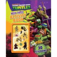 Teenage Mutant Ninja Turtles High-three Activity Book