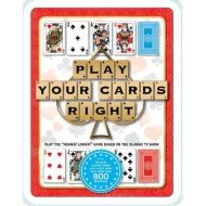 Play Your Cards Right (Game Tin PYCR)