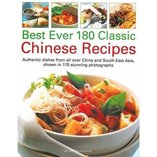 BEST EVER 180 CLASSIC Chinese Recipes