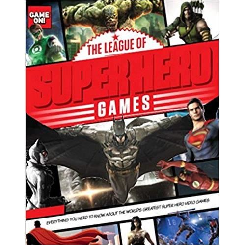 SUPER HERO GAMES