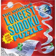 THE WORLD'S LONGEST SUDOKU
