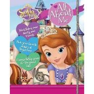 Disney Sofia the First All About Me: Meet Sofia's new family and friends