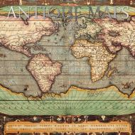 ANTIQUE MAPS CALENDAR 2019