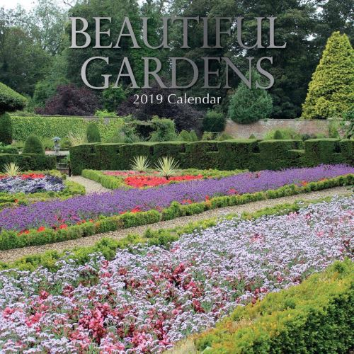 BEAUTIFUL GARDENS CALENDAR 2019