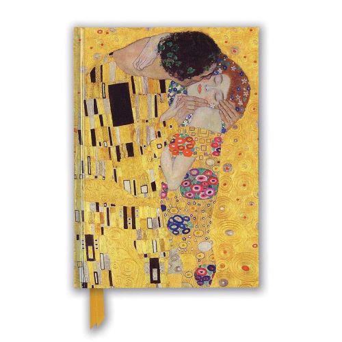 KLIMT THE KISS (Flame Tree Notebooks)