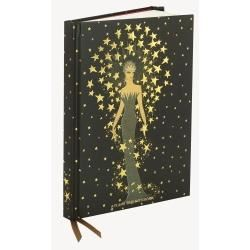 ERTE STARSTRUCK (Flame Tree Notebooks)