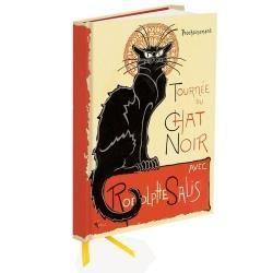 Steinlen: Tournée Du Chat Noir (Foiled Journal) imagine