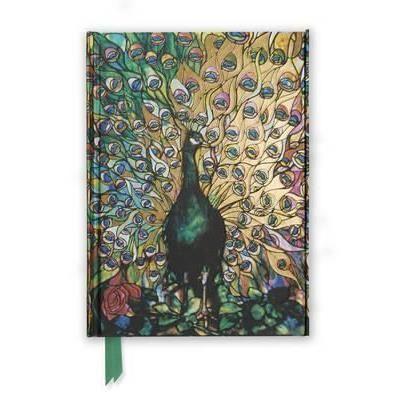 Tiffany: Displaying Peacock imagine