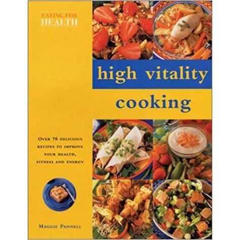 HIGH VITALITY COOKING