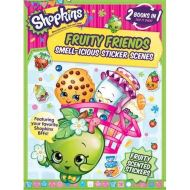 Shopkins Fruity Friends : Smell-Icious Sticker Scenes