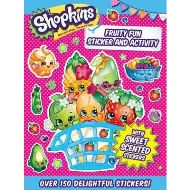 Fruity Fun Sticker Activity