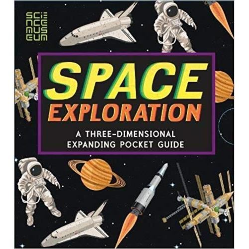 SPACE EXPLORAT POCKET POP UP