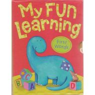 Slipcase: My Fun Learning - First Words
